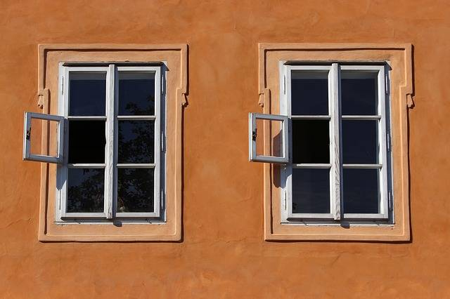 Window Prague Twins - Free photo on Pixabay (322721)