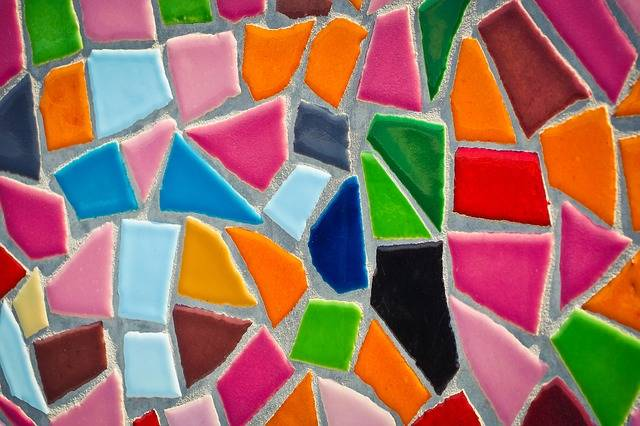 Mosaic Tiles Pattern - Free photo on Pixabay (322873)