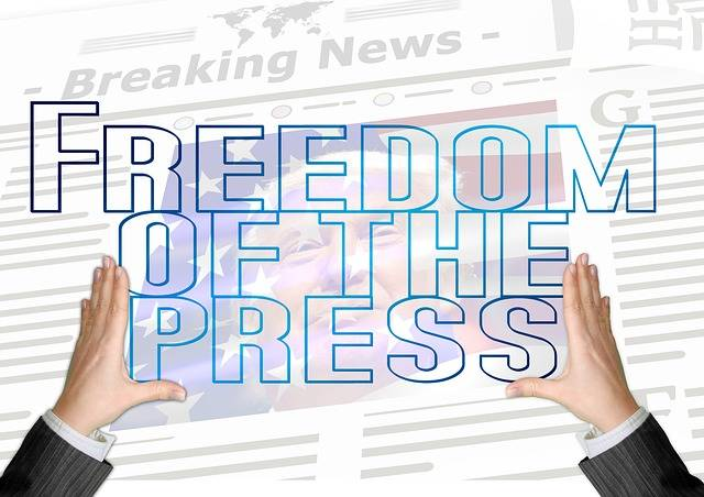 Freedom Of The Press - Free image on Pixabay (324724)