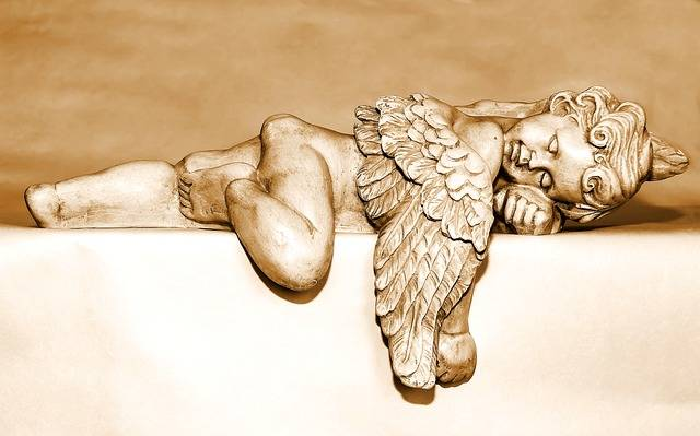 Angel Guardian Figure - Free photo on Pixabay (324735)