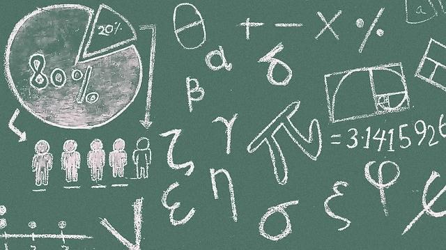 Math Symbols Blackboard - Free image on Pixabay (324884)