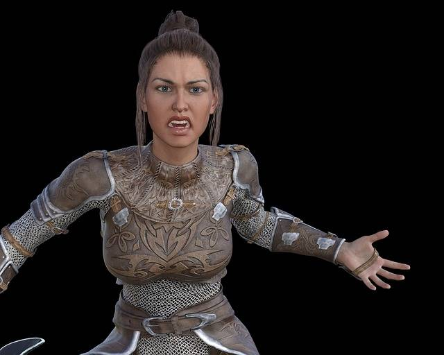 Woman Angry Emotion - Free image on Pixabay (325450)