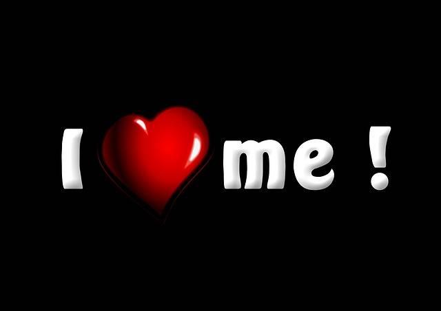 I Love Myself Text Words - Free image on Pixabay (326976)