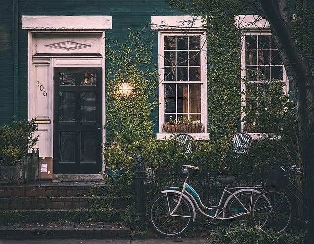 Vintage House Bicycle - Free photo on Pixabay (327445)