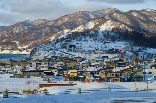 Japan Hokkaido Winter - Free photo on Pixabay (328200)