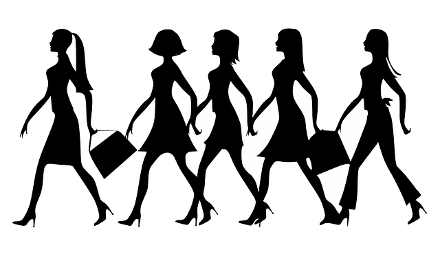 Silhouette Women Work - Free vector graphic on Pixabay (329880)