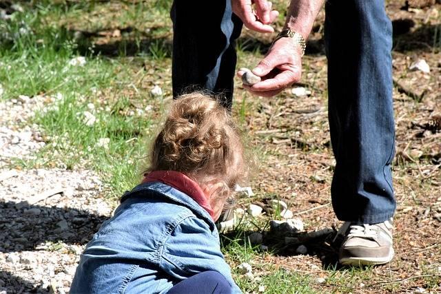 Grandpa Small Child Grandson - Free photo on Pixabay (330198)