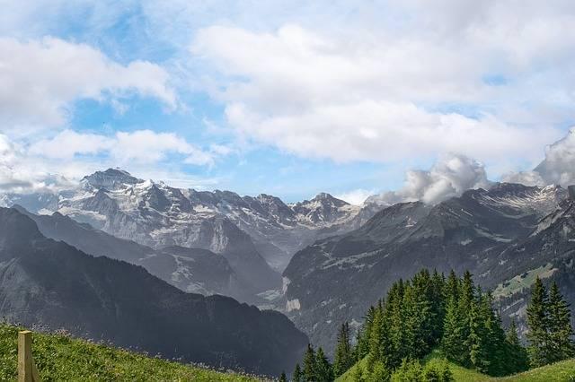 Alps Mountains Switzerland - Free photo on Pixabay (331795)