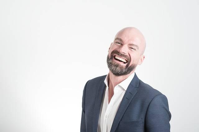 Adult Bald Beard - Free photo on Pixabay (333011)