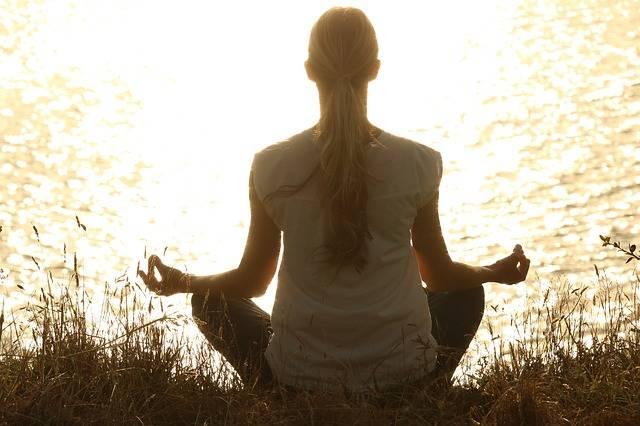 Meditate Meditation Peaceful - Free photo on Pixabay (333203)