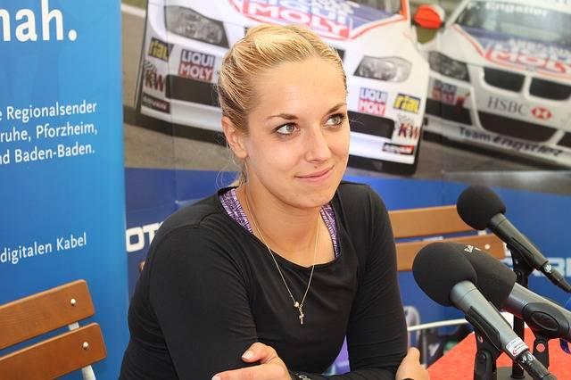 Sabine Lisicki Female Athlete - Free photo on Pixabay (333295)