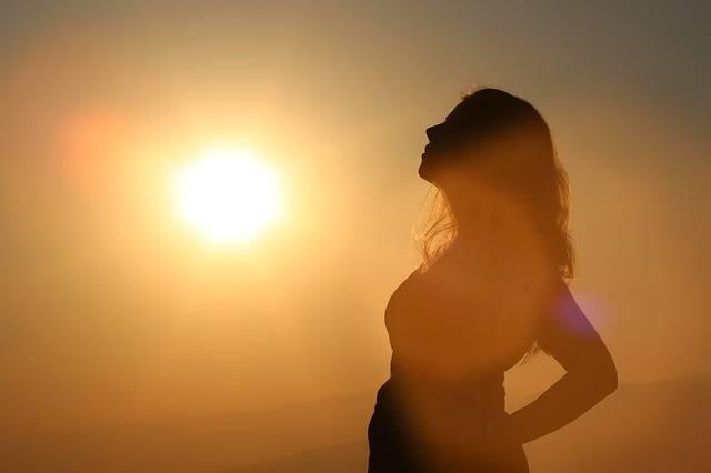Women Female Sun - Free photo on Pixabay (333924)