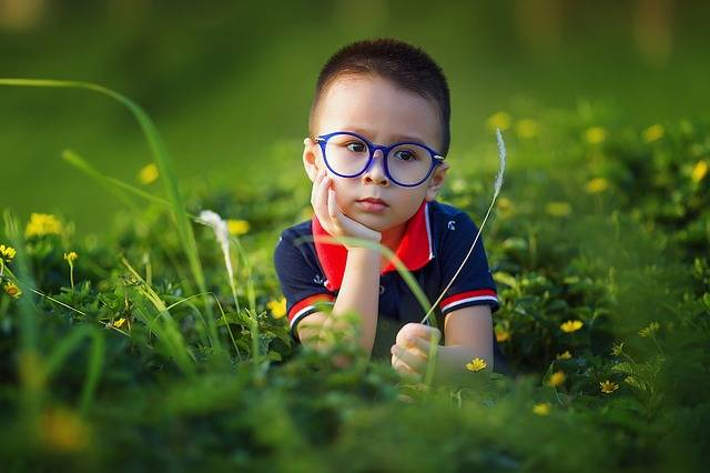 Kids Boy Glasses - Free photo on Pixabay (334675)