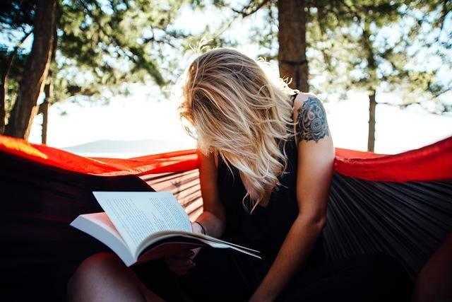 Woman Reading Book - Free photo on Pixabay (334804)
