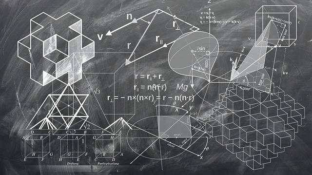 Geometry Mathematics Cube - Free image on Pixabay (335539)