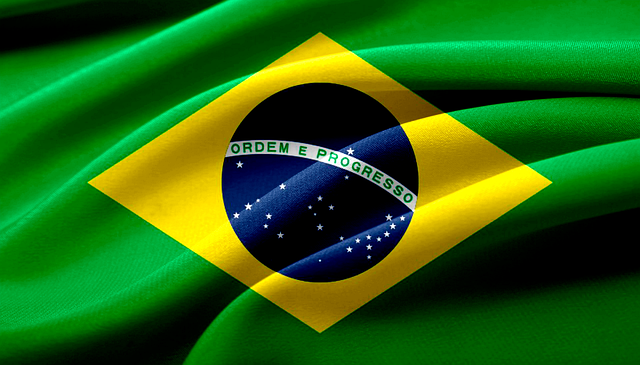 Brazil Flag Flags South - Free photo on Pixabay (335951)