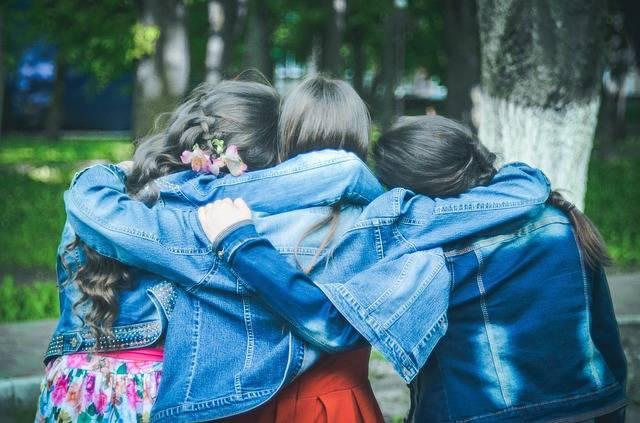 Friends Girlfriend Friendship - Free photo on Pixabay (336105)