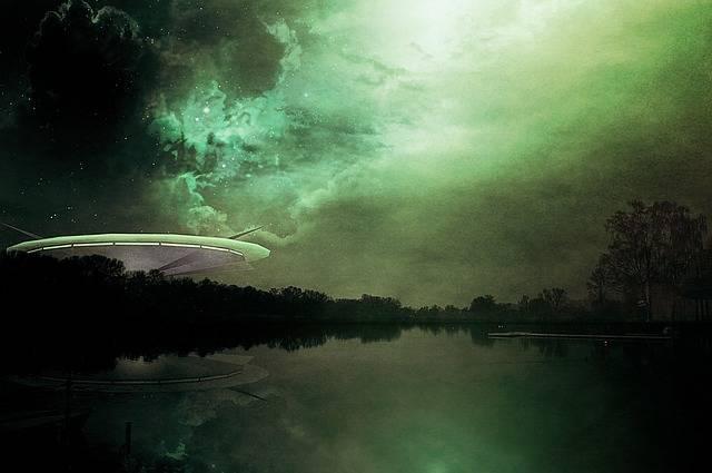 Science Fiction Alien Futuristic - Free image on Pixabay (336616)