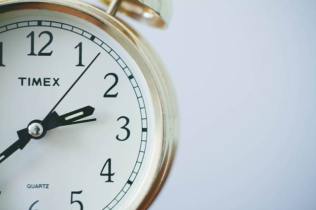 Time Timer Clock - Free photo on Pixabay (336790)