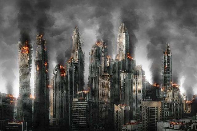 Armageddon Disaster Destruction - Free photo on Pixabay (336902)