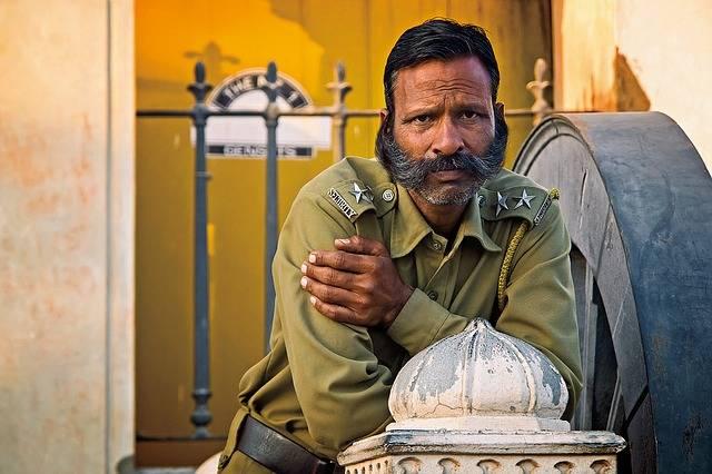 Guard India Travel - Free photo on Pixabay (337033)
