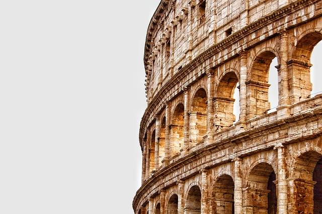 Colosseum Rome Italy Ancient - Free photo on Pixabay (337037)