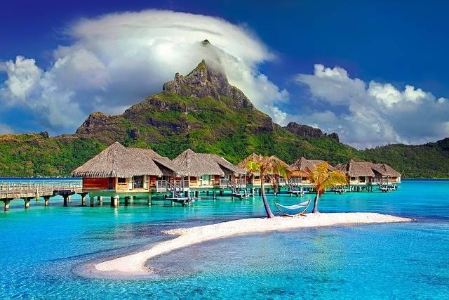 Bora Island Caribbean - Free photo on Pixabay (337188)