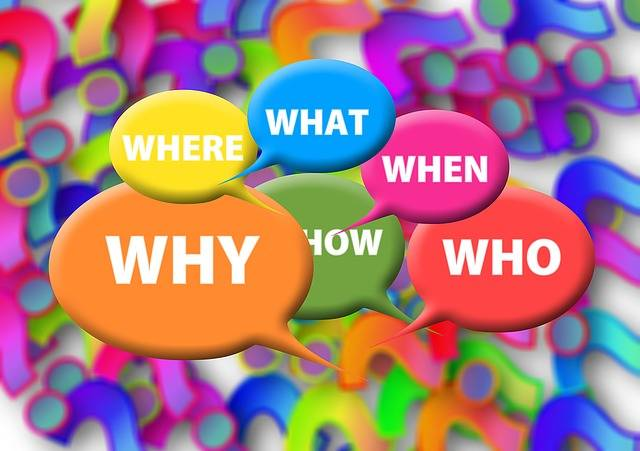 Questions Who What - Free image on Pixabay (337686)