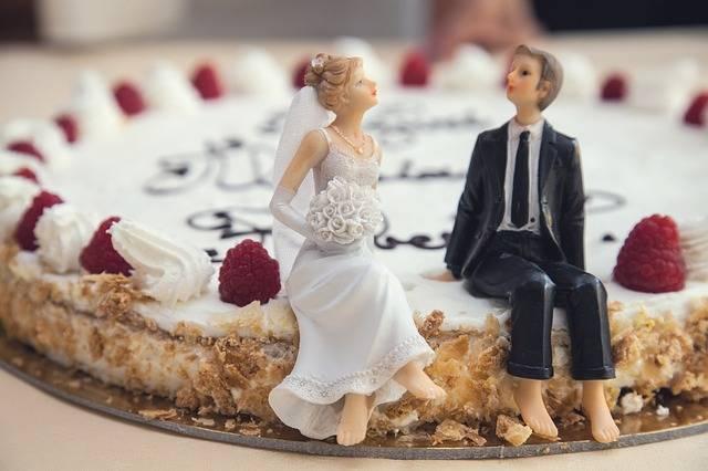 Wedding Cake Bride Groom - Free photo on Pixabay (337793)