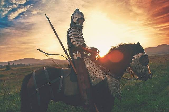 Knight Warrior Horse - Free photo on Pixabay (337809)