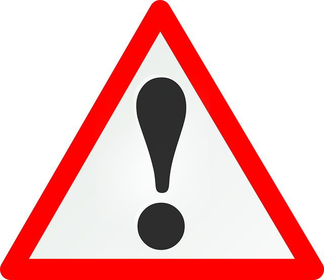 Warning Shield Risk - Free vector graphic on Pixabay (337838)