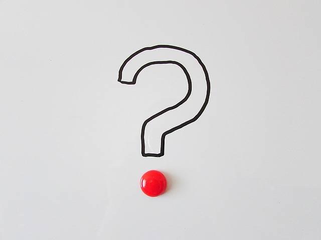 Question Mark Symbol - Free photo on Pixabay (337873)