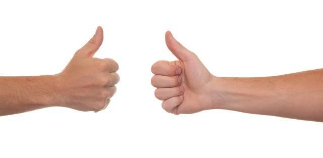 Thumb Hand Arm - Free photo on Pixabay (338324)