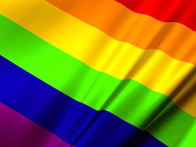 Lgbt Gay Flag - Free photo on Pixabay (338430)