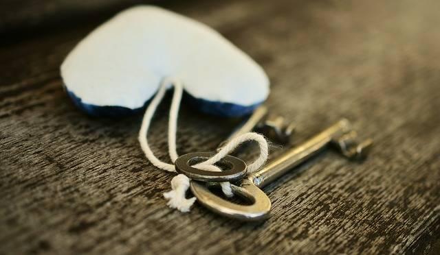 Key Heart Love For - Free photo on Pixabay (339875)