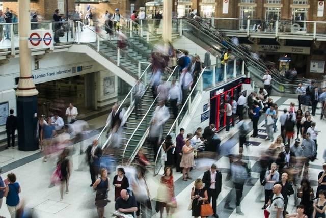 London Underground Train Station - Free photo on Pixabay (339990)