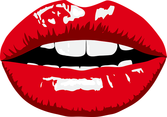 Lips Lipstick Mouth - Free vector graphic on Pixabay (340632)