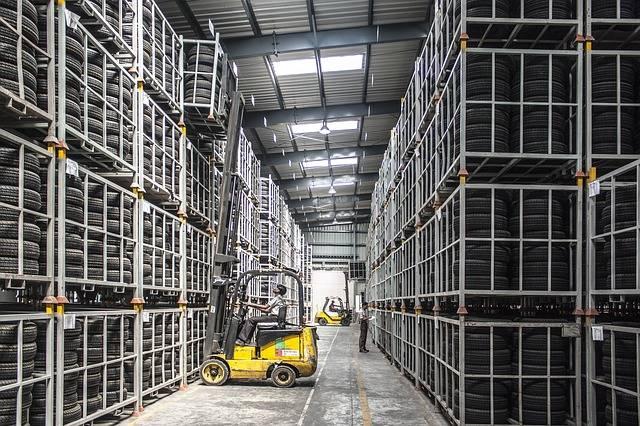 Forklift Warehouse Machine - Free photo on Pixabay (341334)