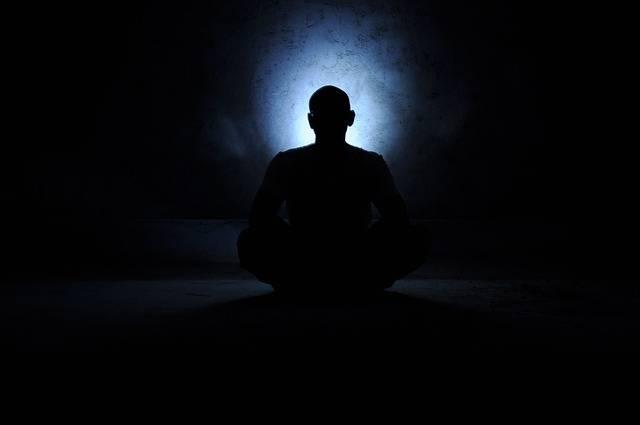 Saint Meditation Yoga - Free photo on Pixabay (341407)