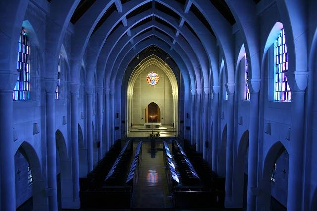 Church Trappist Georgia - Free photo on Pixabay (341724)