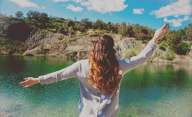 Water Woman Nature - Free photo on Pixabay (341858)