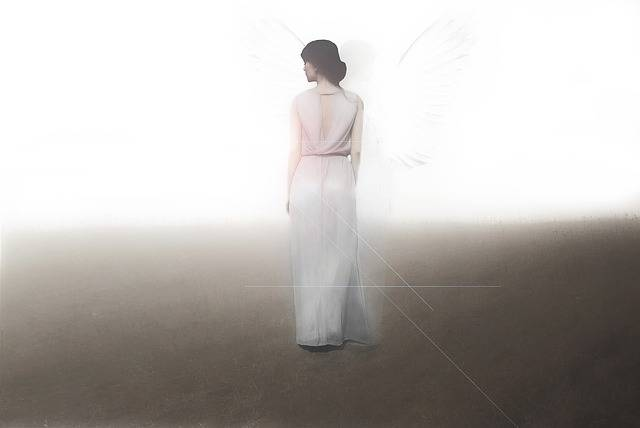 Angel Woman Light - Free photo on Pixabay (341875)