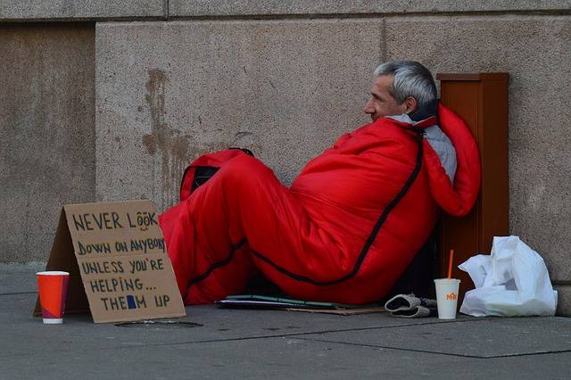 Homeless Man Advice - Free photo on Pixabay (342388)