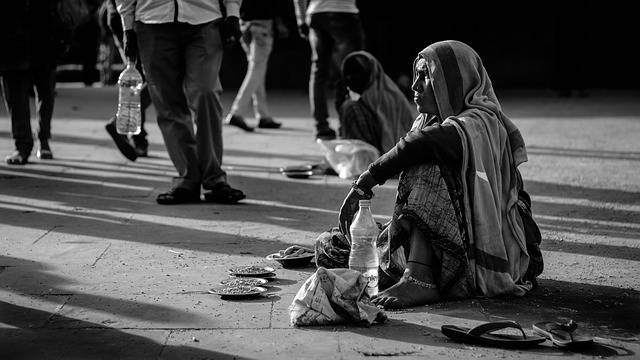 Street Beggar Woman - Free photo on Pixabay (342396)