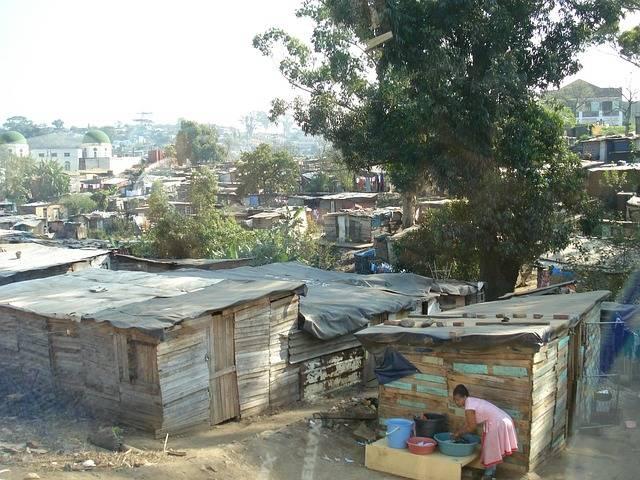 Poverty Slum Shanty Town - Free photo on Pixabay (342412)