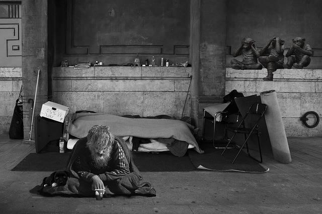Homeless Man Beggars - Free photo on Pixabay (342425)