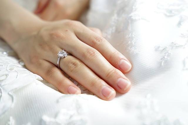 Ring Bride Hand - Free photo on Pixabay (342472)