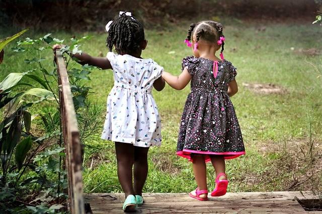 Girls Children Kids - Free photo on Pixabay (343405)
