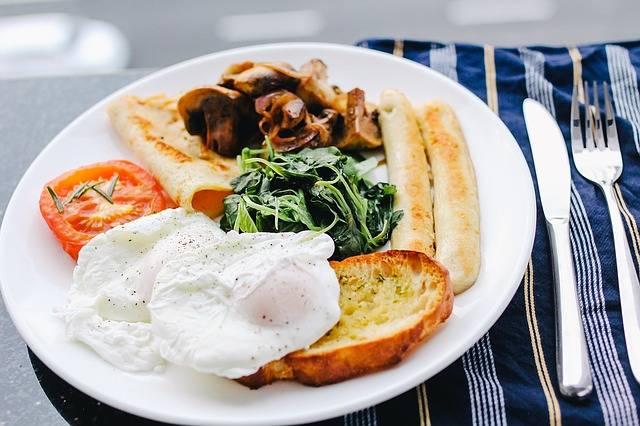 Breakfast Food Dish English - Free photo on Pixabay (343993)