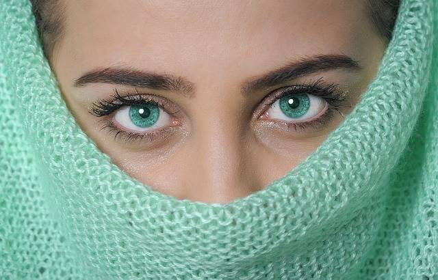 Model Eyes Portrait - Free photo on Pixabay (344066)